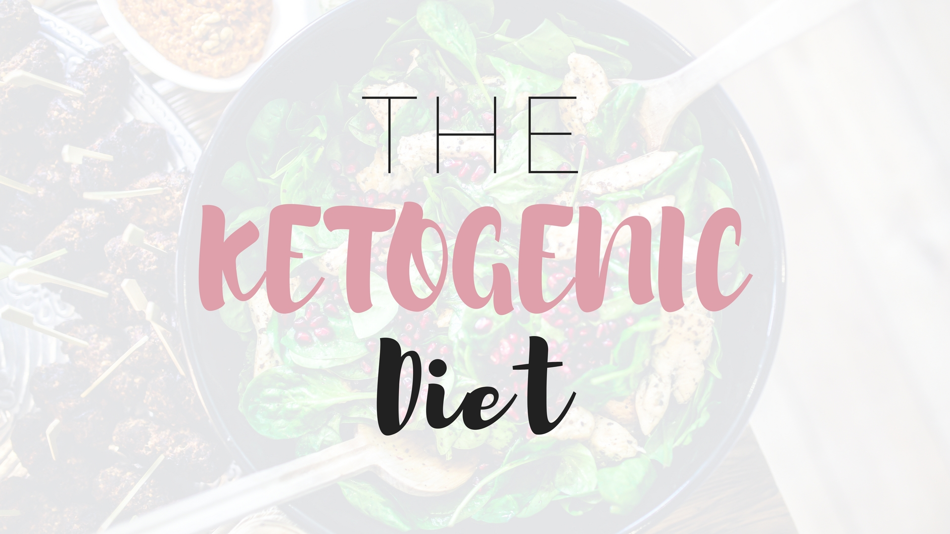 The Ketogenic Diet: What You Need To Know - Project Get It Together